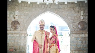 Harshitha + Preetham Wedding Teaser