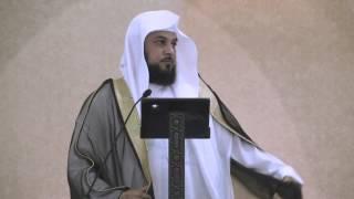 خطبة الصفويون وعاصفة الحزم | د. محمد العريفي