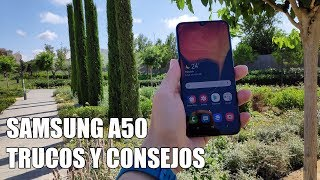 Como sacar maximo partido al Samsung A50 - Trucos y Consejos