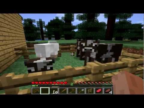 Ep 3 como  crear una granja de animales