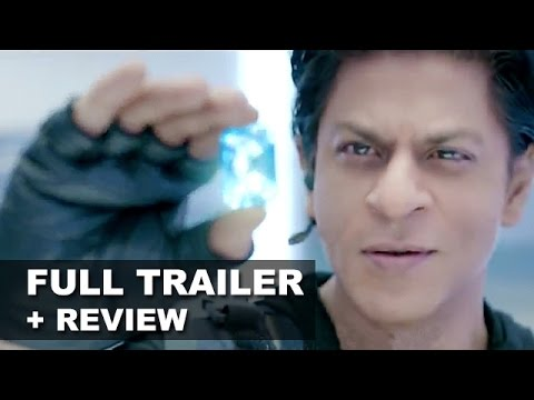 Happy New Year 2014 Official Trailer + Trailer Review - Shahrukh Khan : Beyond The Trailer
