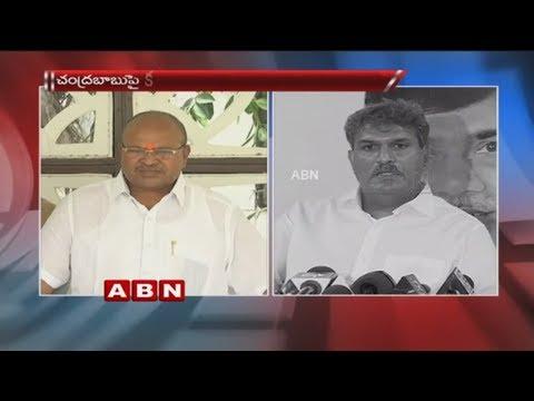 TDP MP Kesineni Nani slams BJP state President Kanna Lakshminarayana