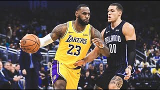 LA Lakers vs Orlando Magic - Full Game Highlights | December 11, 2019 | NBA 2019-20