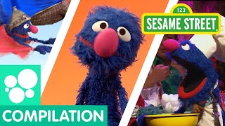 Sesame Street: The Best of Grover Songs Compilation!