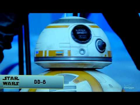 The adorable new rolling Star Wars droid is not CGI