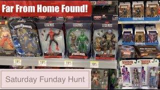 Saturday Funday Toy Hunt! Spider Man Far from Home Found!