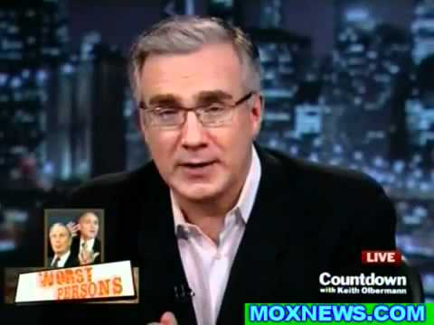 Olbermann Calls For Mayor Bloomberg's Resignation Because Of His Fake Terror Plot