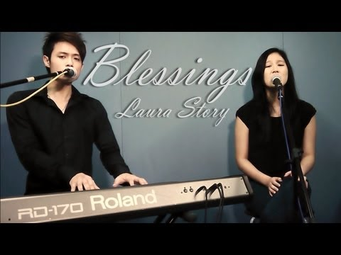 Laura Story - Blessings (cover By Kirsten Wong & Javin Tham) video