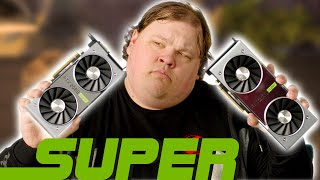 Nvidia's New SUPER Cards!