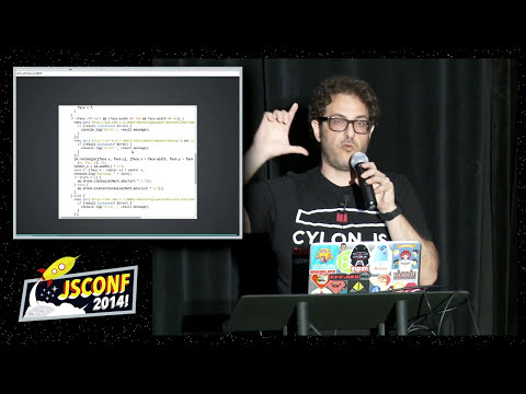 Ron Evans: Cylon.js: The JavaScript Evolution Of Open Source Robotics [JSConf2014]