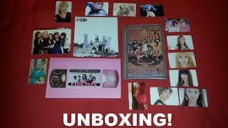 F(x) Electric Shock, F(x) Pink Tape and SNSD Hoot Unboxing + F(x), SNSD 소녀시대 少女時代 Photocards