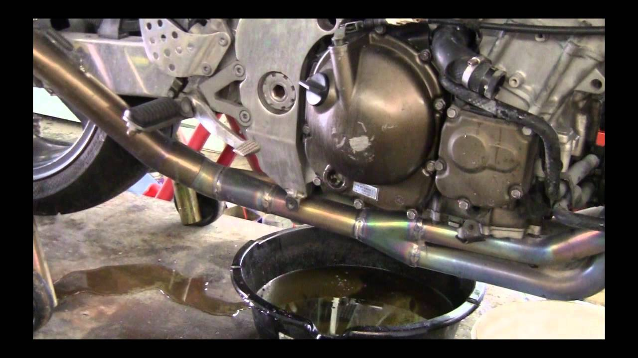 How To Remove Kawasaki Engine