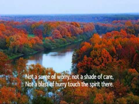 Hymnal - Like A River Glorious