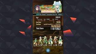 "Sword Art Online: Memory Defrag - ""New Breed?! Tremendous Dog Fairy"" Ranking Event - m+2 - 27/31 s"