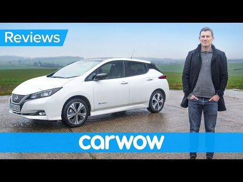 Nissan Leaf 2018 EV in-depth review   Mat Watson Reviews