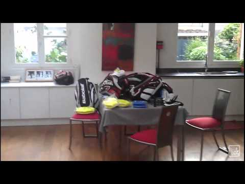 Sweet Private Flat  for Blaz Kavcic @ Roland Garros 2012
