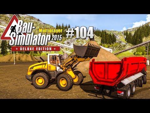 Bau-Simulator 2015 Multiplayer #104 - Eine neue Etage gießen! CONSTRUCTION SIMULATOR Deluxe