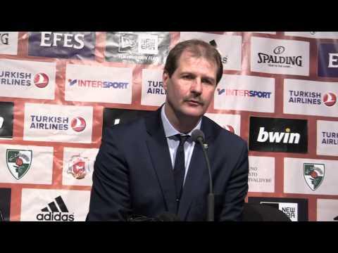 G.Krapikas: prieš pajėgią komandą kovojome iki pat mačo pabaigos
