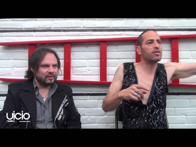 La Lupita - Entrevista Vicio