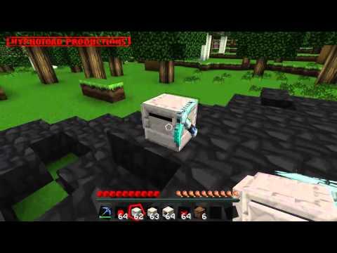 Minecraft - ComputerCraft Tutorial #1: Basic Turtle