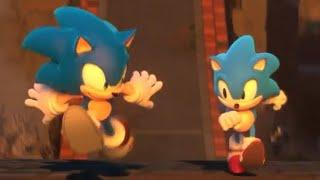 Sonic Mania Plus Vs Sonic Riders