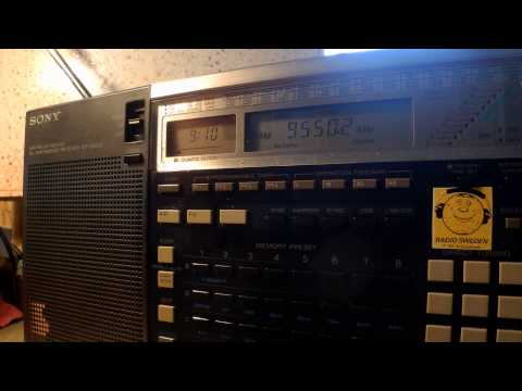 18 07 2015 UNIDentified station, playing Arabic music 0910 on 9550 unknown tx