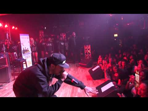 kirko bangz performance at the WGCI Morning Riot Anniversary