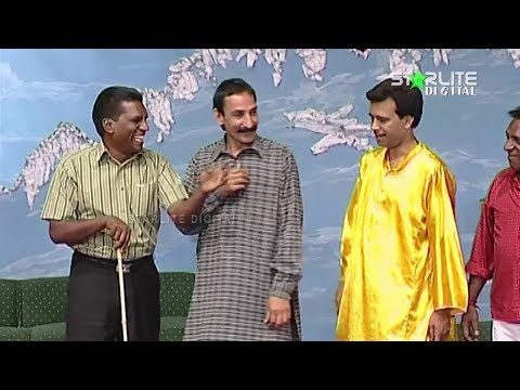 Iftikhar Thakur Ishq Schoolay New Pakistani Stage Drama Full Comedy Play
