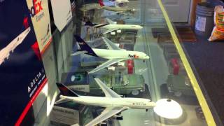 1:400 Scale Diecast Airliner Size Comparisons