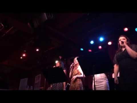 Teal Wicks, Jackie Burns, Adrienne Warren and Jane Monheit - Big Time