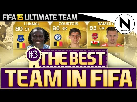 The Monster Unleashed!! - Fifa 15 The Best Team In Fifa! #03 video