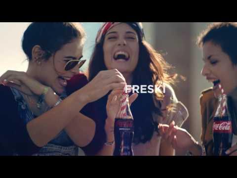 Coca-Cola dhe Pushime #TasteTheFeeling 2016
