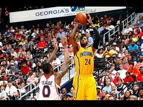 Paul George Powers the Pacers to Game 4 Win in Atlanta