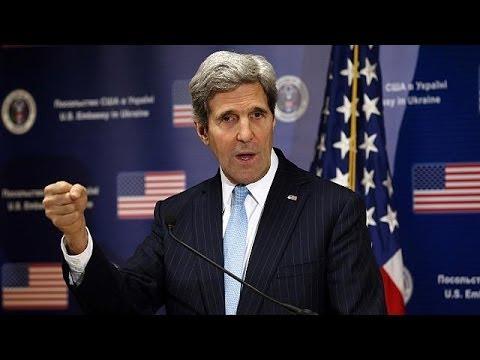 Ucraina: Kerry, Russia scelga la diplomazia o resterà isolata