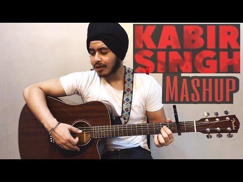 Download Lagu  Kabir Singh MashupLive unplugged| Mere Sohneya, Tera Ban, Pehla pyaar, Kaise Hua| Acoustic Singh Mp3 Free