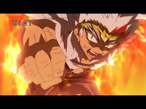 Beyblade Metal Fury Episode 35 (English Dubbed) The lost Kingdom [Part 2]