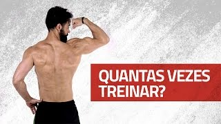 QUANTOS DIAS por Semana Você Deve TREINAR? | Sérgio Bertoluci