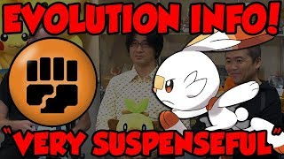 MASSIVE SCORBUNNY EVOLUTION DETAILS From Pokemon Sword and Shield Interview!