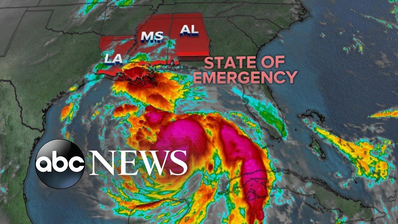 Gulf Coast braces for landfall of Hurricane Nate