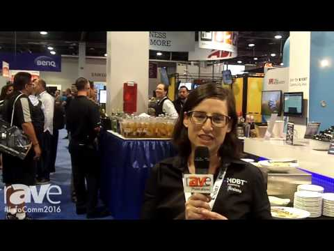 InfoComm 2016: HDBaseT Alliance Invites InfoComm16 Attendees to the HDBaseT World Booth