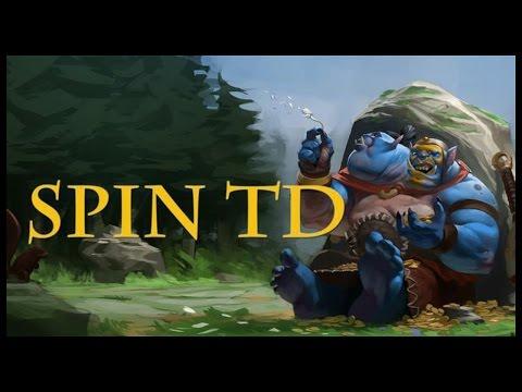 Dota 2 Mods | SPIN TD!!