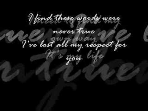 Nickelback - Yanking Out My Heart