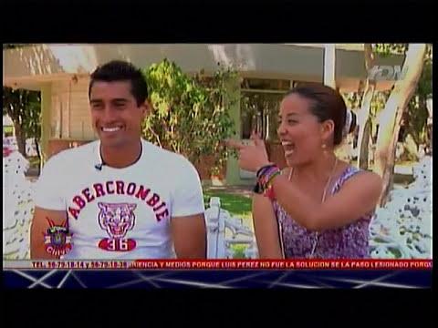 Reportaje de Chapis con Patricio