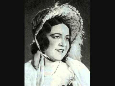 """А. Бышевская - Песня Клерхен (""""Эгмонт"""") 1937- Beetchoven - Egmont, Golovanov"""