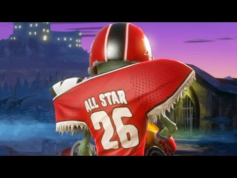 Plants vs. Zombies: Garden Warfare - The All-Star