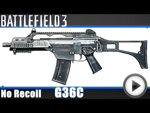 Battlefield 3 - G36C No Recoil Macro (Mouse X7)