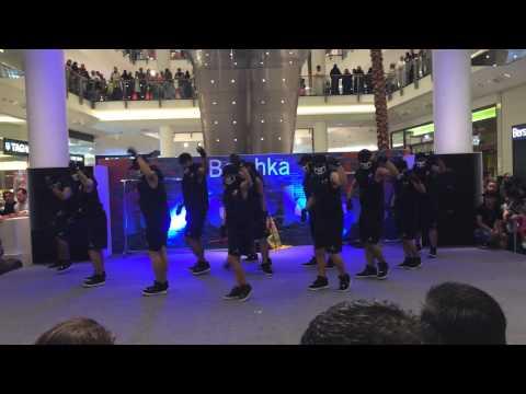 Pinoy X Crew - Bershka Dance Competition