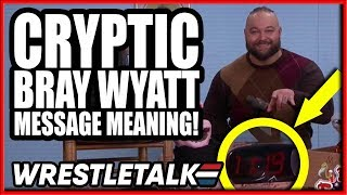 Goldberg WWE Plans LEAKED?! What Bray Wyatt's Firefly Fun House Really Means! | WrestleTalk News