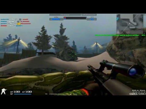 -MaThEuZ- pequena jogatina no servidor Bravo | Combat Arms BR