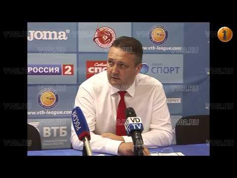 Президент БК «Красный октябрь» Герасименко назвал судей Единой Лиги ВТБ «мразями недостойными»